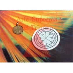 3° Talismano Salomonico di Saturno