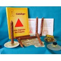 Complete Candle and Talisman of Angels