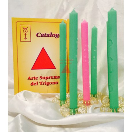 SINGOLE candele  Supreme Rituale di Venere