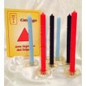 SINGOLE candele  Supreme Rituale di Nettuno