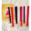 SINGOLE candele  Supreme Rituale di Urano