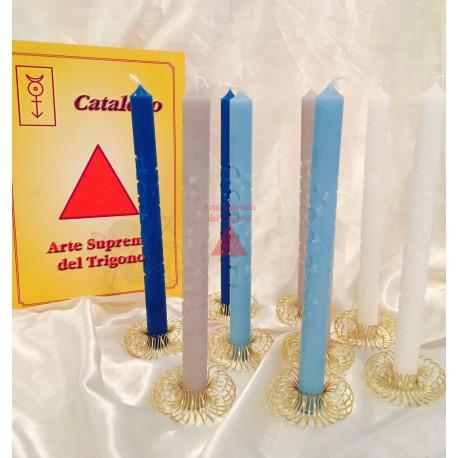 SINGOLE candele  Supreme Rituale della Luna