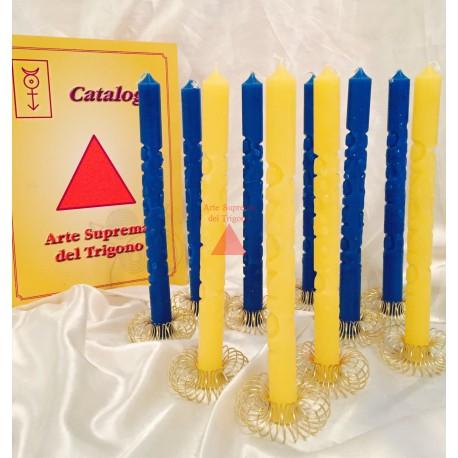 Candele Supreme Rituale di Giove