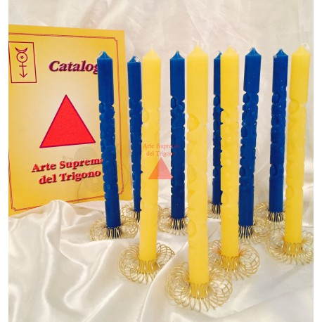 SINGOLE candele  Supreme Rituale di Giove