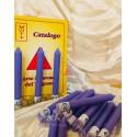 6° Chakra Ajna (Fragranza: Lavanda, Abete, Camomilla)