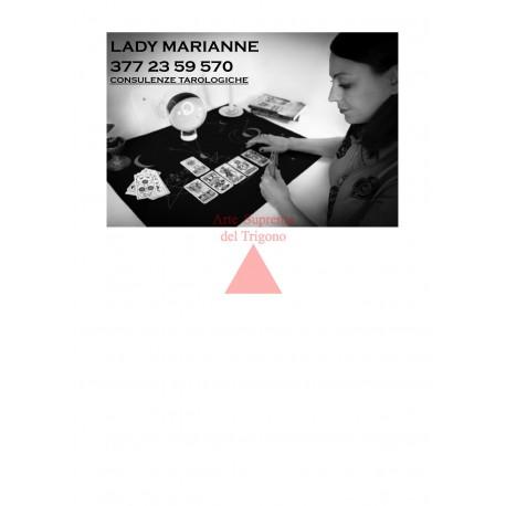Consulto Professionale con Lady Marianne